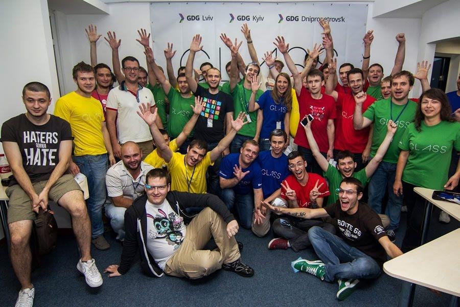 eKreative developers part of winning Google Glass Hackathon team!