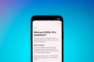App rejections coronavirus